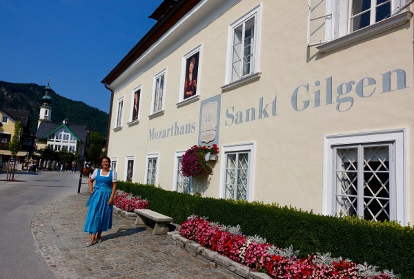 Salzkammergut, St. Gilgen